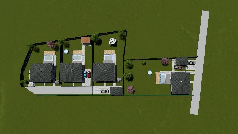 Cermany - stavebny pozemok, predaj   Imagination s.r.o.